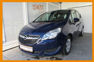 Opel Meriva 1,6 CDTI Ecotec Color Start/Stop System bei RDW – Das familäre Autohaus in Währing & Leopoldau in