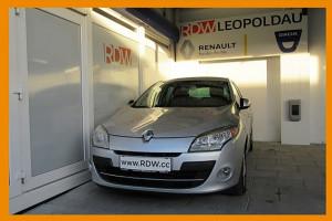 Renault Mégane Privilège dCi 110 DPF EDC bei RDW – Das familäre Autohaus in Währing & Leopoldau in